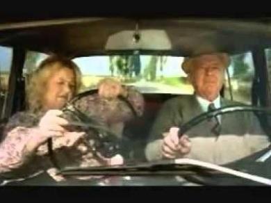 chauffeur op leeftijd