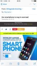 smartphone promo Test-Aankoop