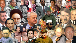 collage van dictators