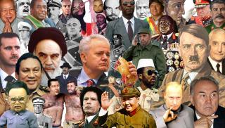 collage van dictators